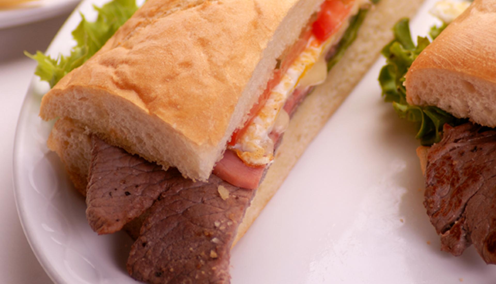Caribbean Sandwich